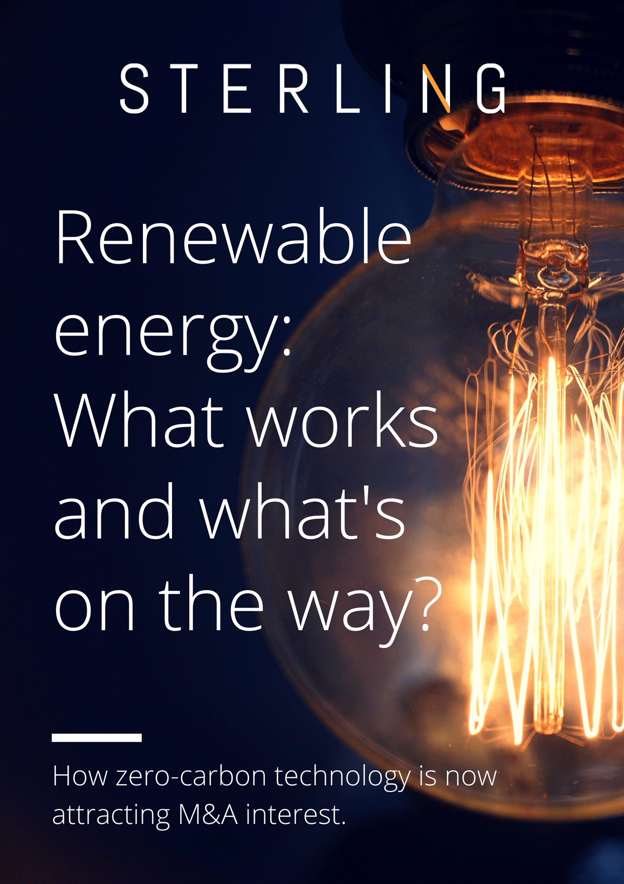 Renewable Energy_ What works and whats on the way - Report Covers
