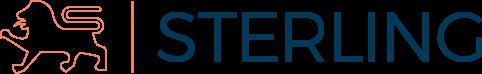 Sterling Financial Print Logo